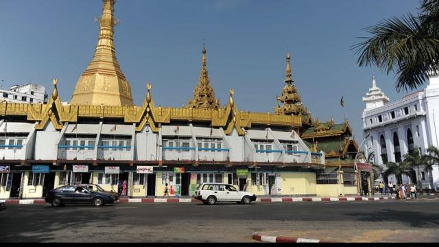 亞洲佛國緬甸遊