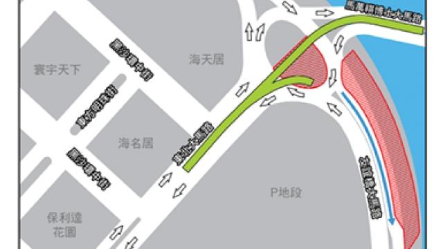 跨部門協調建明珠天橋_細化方案減低交通影響