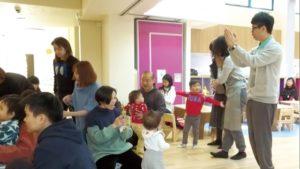 幼兒入學面談開展_小組形式減聚人群