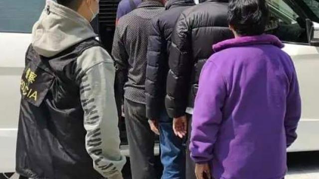 警冚麻將竇拉五人 涉嫌不法經營賭博