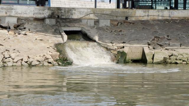 建沿岸污水處理設施_冀改善外港排放臭味_團體指未能根治問題