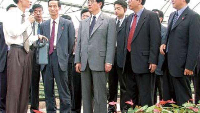 東莞發展成為「世界工廠」