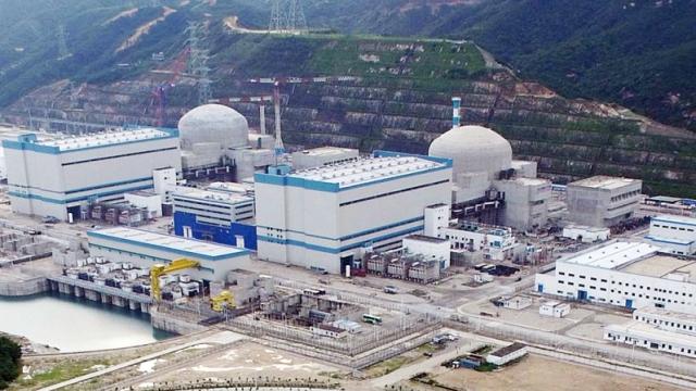 台山核電廠傳惰氣上升_資料顯示環境指標正常