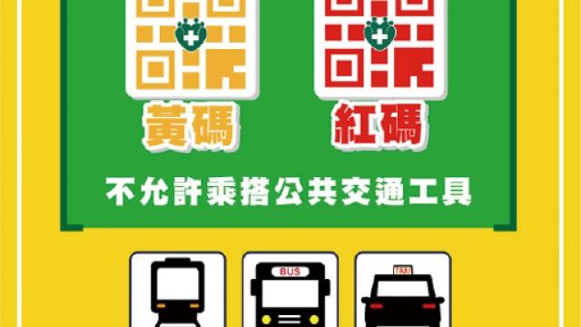 司機有權查閱健康碼_黃紅色可被拒乘公交