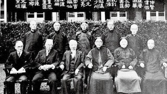 容閎在甲午戰爭後回國向大清推銷行政改革