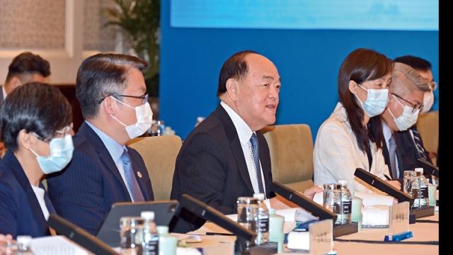 滬澳簽五合作協議加強各個領域交流