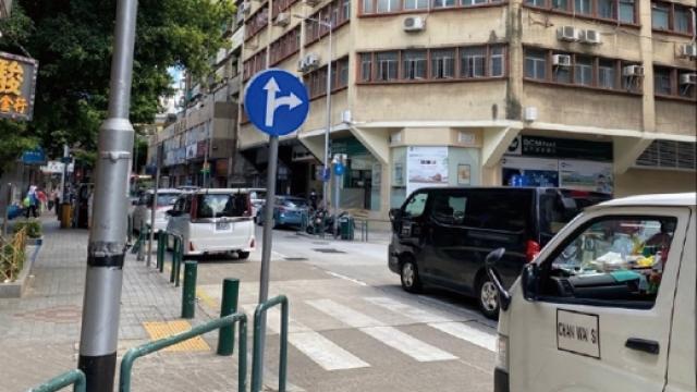 祐漢斑馬線分階段優化_加設護欄提升過路安全