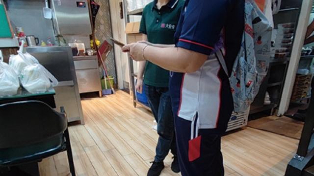 食肆「查碼」民多合作_部份店舖未嚴格遵從_衛局無收到執行困難