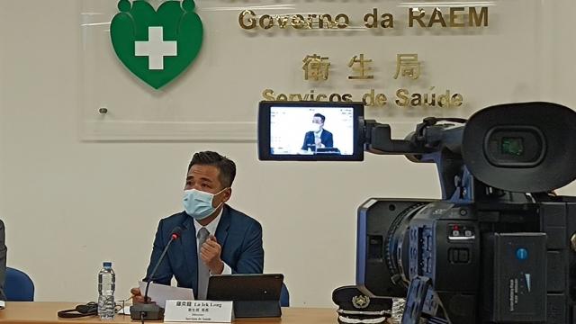 羅奕龍稱科學研判_動態調整防疫措施