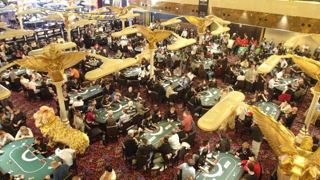 賭場測試人面識別系統 博監局指須嚴遵個資法
