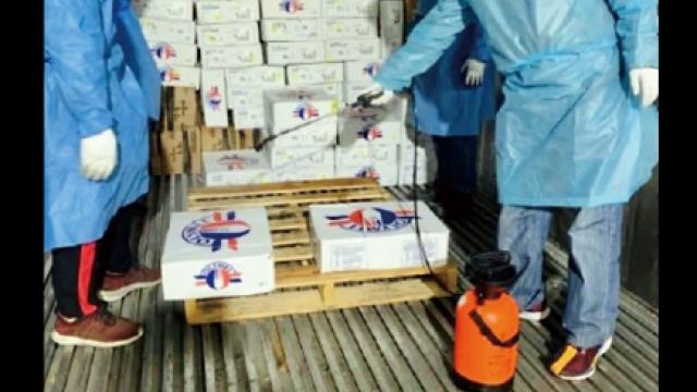 印尼進口香港冰鮮䱽魚_被驗出新冠病毒呈陽性_本澳從無入貨抽檢正常
