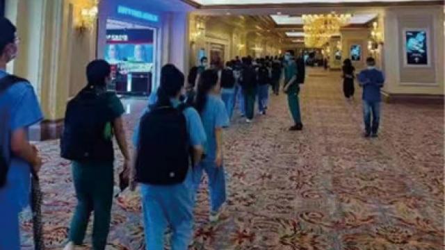 廣東三百技術員急抵澳支援全民核檢爭分奪秒