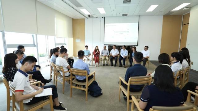 粵澳中醫藥產業園 助青實現自我價值