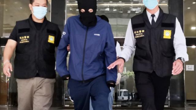 有非禮男生前科青年_出獄後回澳重施故技_最少十次犯案再被捕