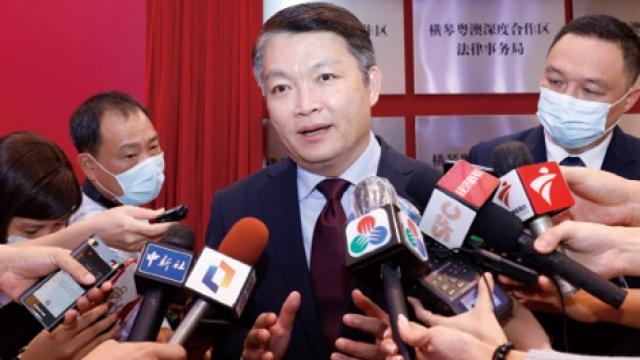 李偉農任執委會主任_銜接工作籌組九部門