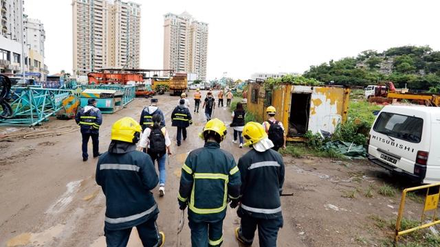 氹仔逾三萬平方米國地_政府採跨部門行動收回