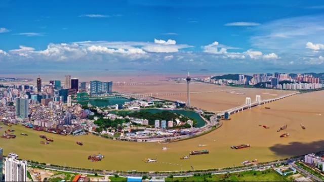 澳東北面擬填海擴寬_內港碼頭轉型商業區