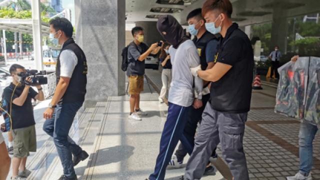澳珠合力瓦解偷渡集團_拘蛇頭非法入境者八人