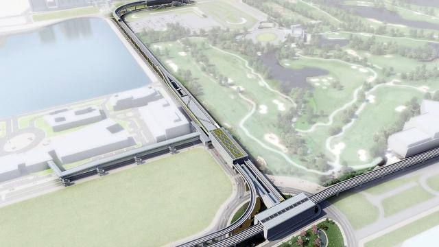 石排灣輕軌料年底建_工程造價最高逾九億
