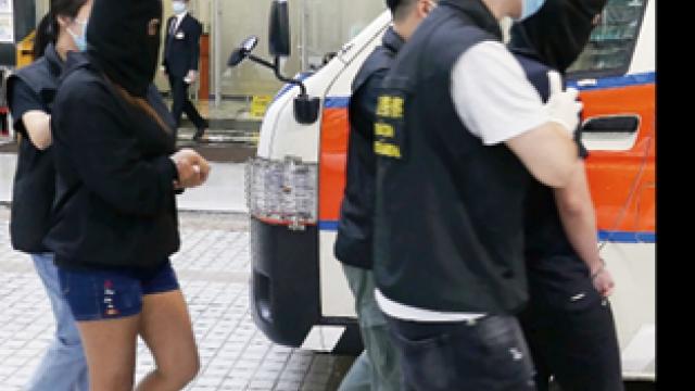 印尼男女涉販毒_司警據舉報拉人_檢市值四萬冰毒