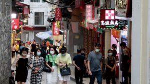 口岸防疫措施放寬入境旅客呈回升勢