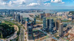 橫琴粵澳深度合作區 建開放型經濟新體制
