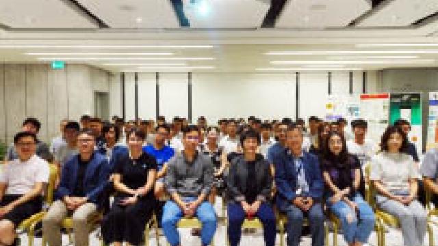 谷歌前首席技術官 與澳大生分享經驗