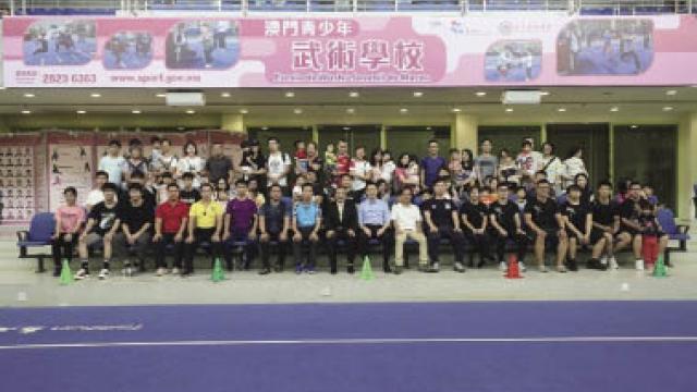 青少年足球與武術及保齡球學校選材
